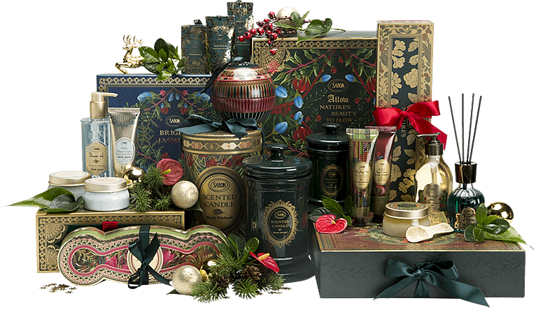 SABON Holiday Splendours Collection