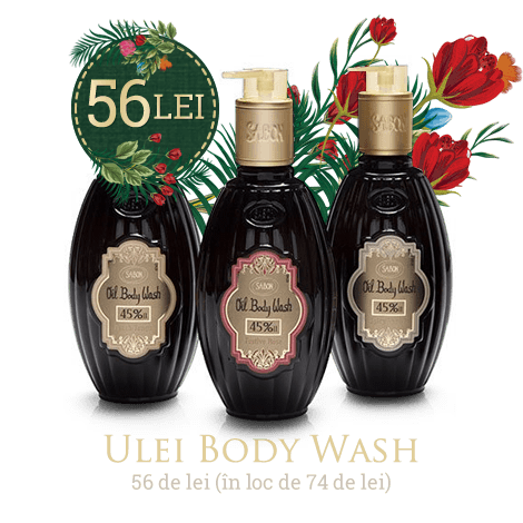 Ulei Body Wash
