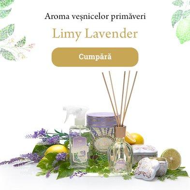 Colecţia Limy Lavender: