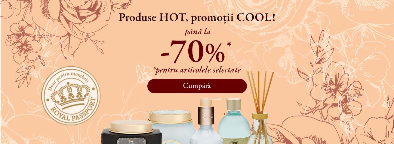 Oldies but Goldies: Selecţie de produse cu până la -70% discount
