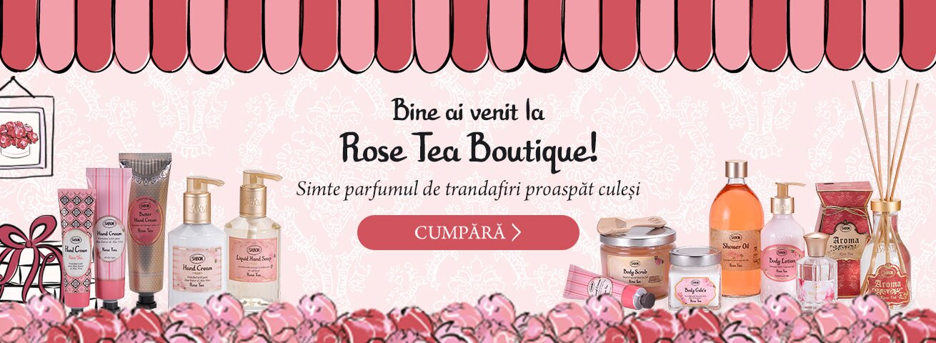 Rose Tea Boutique: