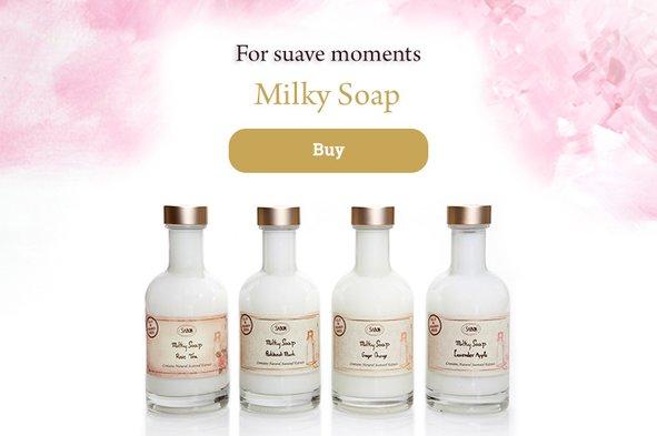 Milky Soap: