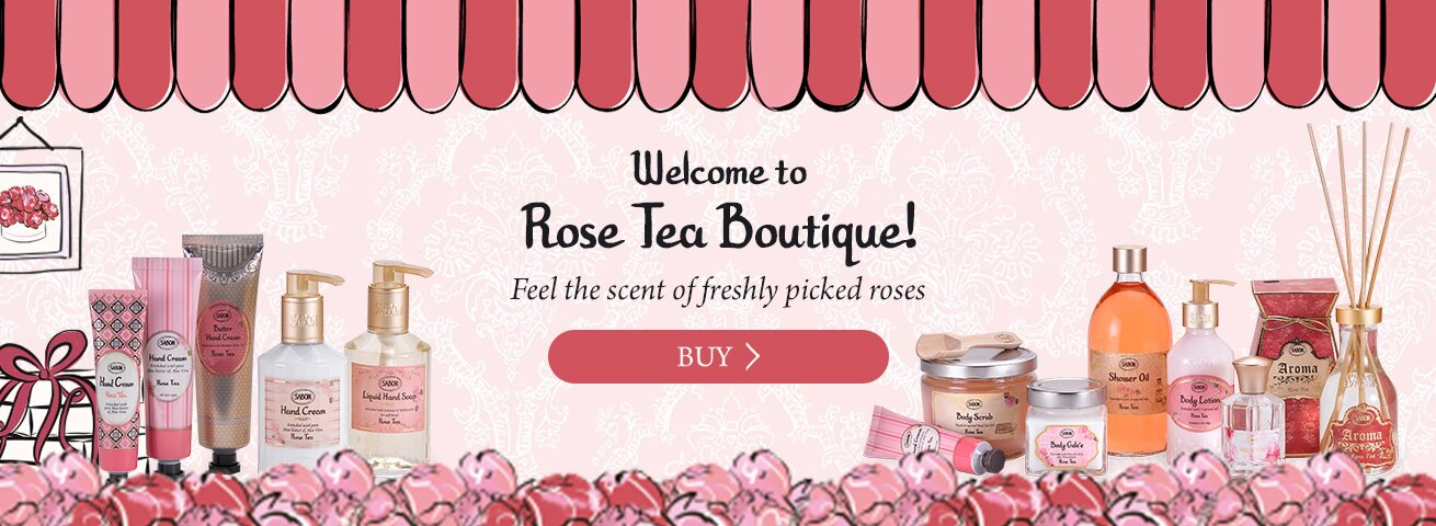 Rose Tea Boutique: