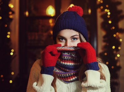 Beauty secrets for cold days
