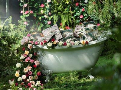 5 ideas for a romantic bath
