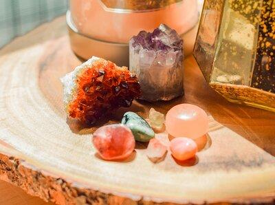 Cristale magice - cum îți afectează starea de spirit