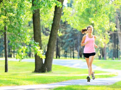 Simple workouts in nature that boost your happiness level