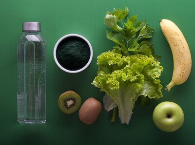 The power of GREEN - What does it mean to eat green, to think green, to live green
