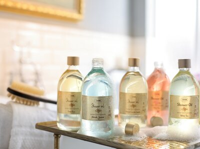 The shower oil that keeps its promises