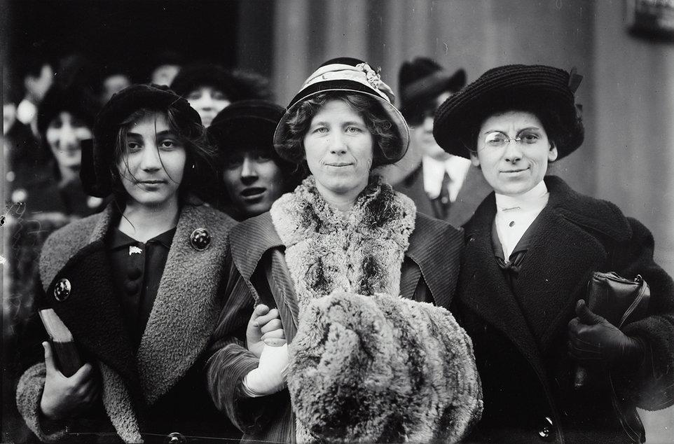 Femei care au schimbat lumea în vremuri de criză