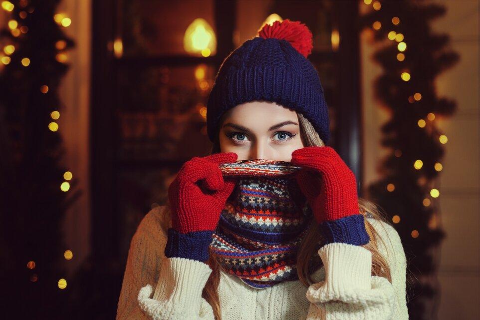 Secrete de frumuseţe pe vreme rece