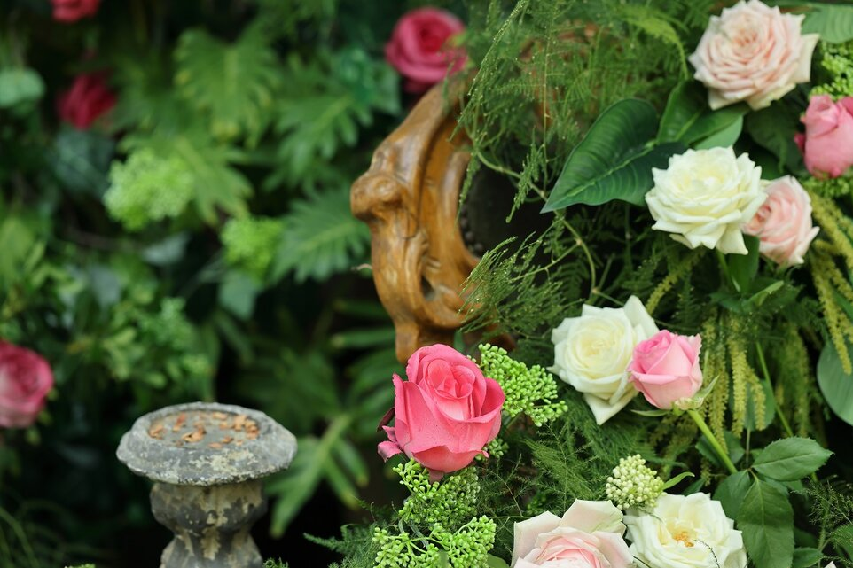 Legendele trandafirului