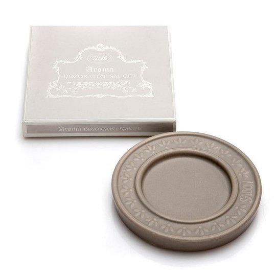 Aroma Holder Brown Saucer