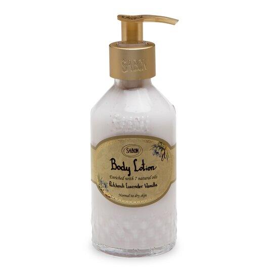 Body Lotion - Bottle Patchouli - Lavender - Vanilla