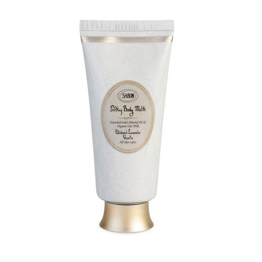 Silky Body Milk - Tube Patchouli - Lavender - Vanilla