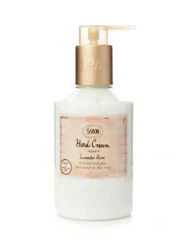Hand Cream Lavender - Rose