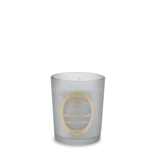 Small scented candle Mysterious water