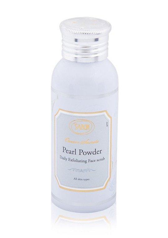 Exfoliant de faţă Pearl Powder