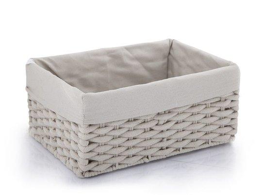 Basket Lining Dark Grey - L