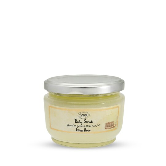 Small Body Scrub Green Rose