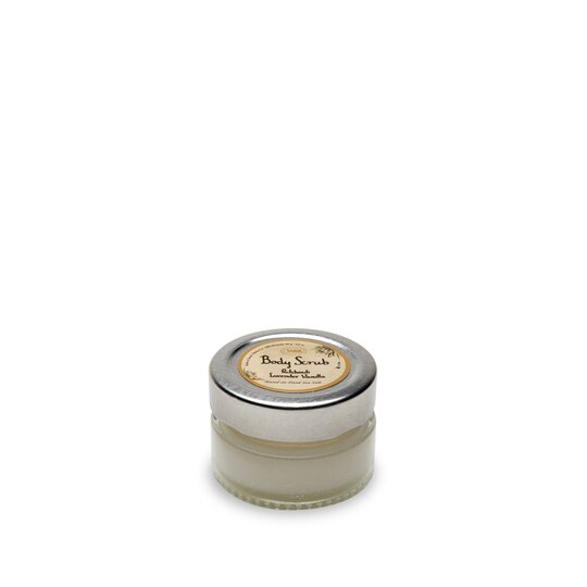 Mini Body Scrub Patchouli - Lavender - Vanilla