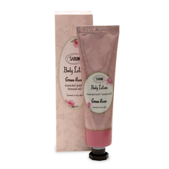 Body Lotion - Tube Green Rose
