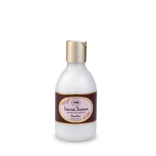 Shampoo Green Rose