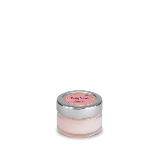 Exfoliant mini Rose Tea