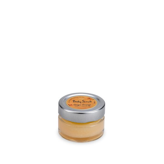 Mini Body Scrub Ginger-Orange
