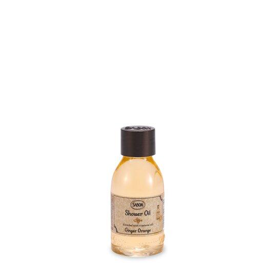 Mini Shower Oil PET Ginger-Orange