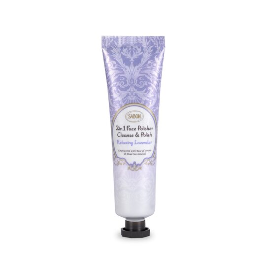 Mini Face polisher 2 in 1 Lavender