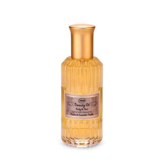 Beauty Oil Paciulie - Lavandă - Vanilie