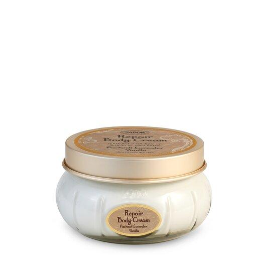 Repair Body Lotion - Jar Patchouli - Lavender - Vanilla