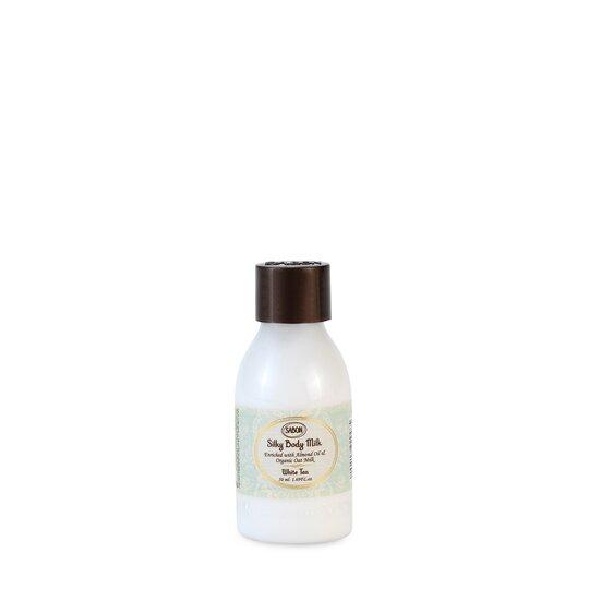 Mini Silky Body Milk PET White Tea