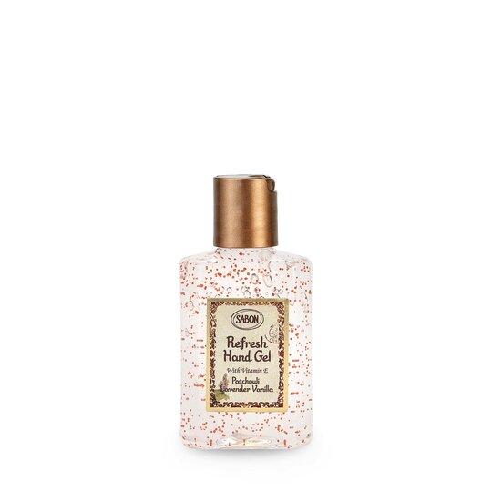 Gel Refresh Patchouli - Lavender - Vanilla