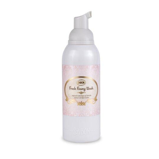Foamy Face Wash Fresh & Glow