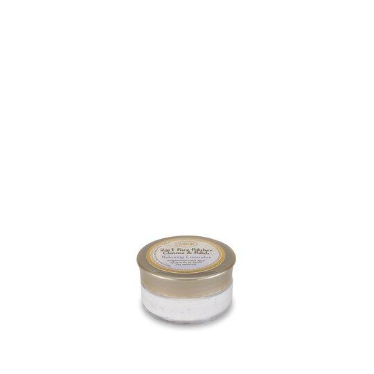 Mini Face polisher 2 in 1 Lavender