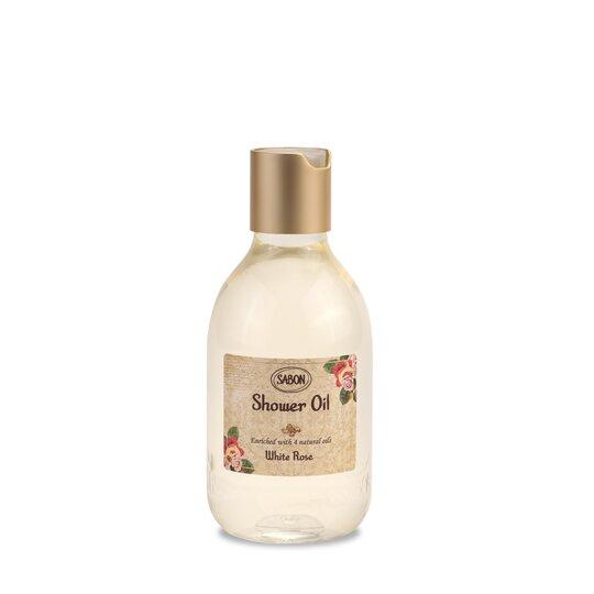 Ulei de duş PET White Rose