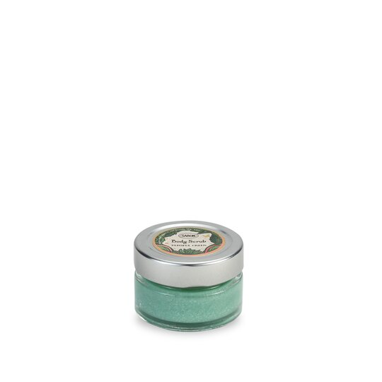 Mini Body Scrub Blissful Green