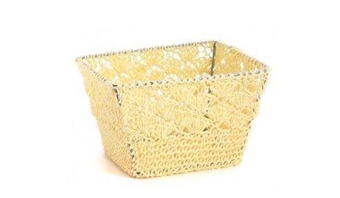 Basket Crochet XXS - Beige