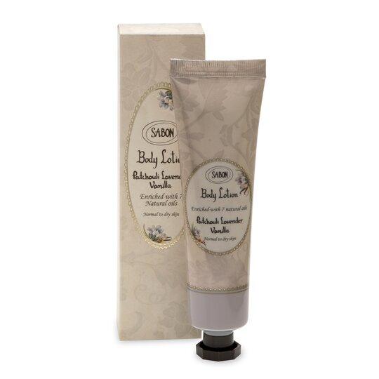 Cremă de corp - Tub Paciulie - Lavandă - Vanilie