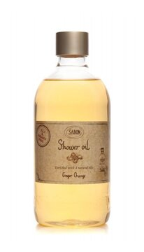Soaps Shower Oil PET Ginger - Orange