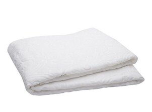 Scented Candles Bath towel White - large