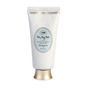 Body Creams Silky Body Milk - Tube Jasmine