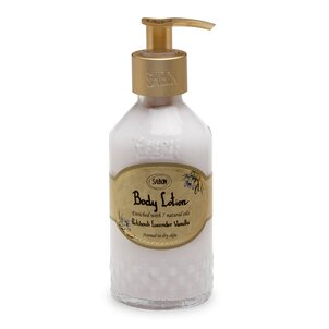 Eau de Toilette Body Lotion - Bottle Patchouli - Lavender - Vanilla