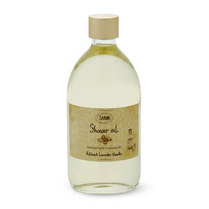 Body Oil Shower Oil Patchouli - Lavender - Vanilla