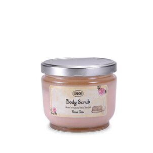 Spring Gifts Large Body Scrub Rose Tea
