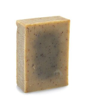 Shower Gel Olive oil soap + Box Mud - Grains
