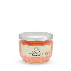 Hand Creams and Treatments Small Body Scrub Lavender - Apples