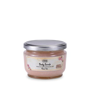 Small Body Scrub Rose Tea